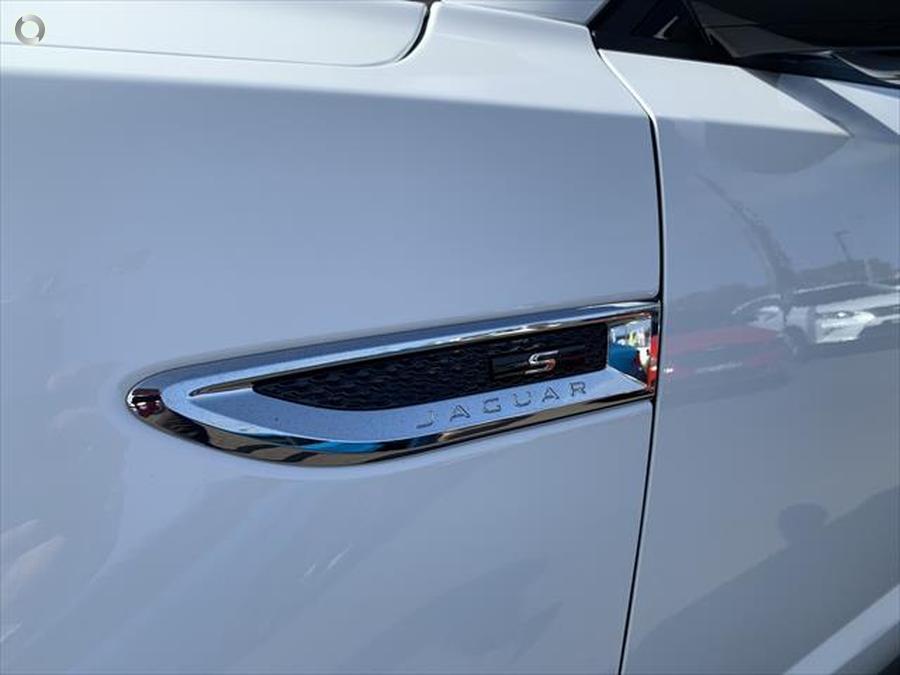 2018 Jaguar E-PACE D240 S X540