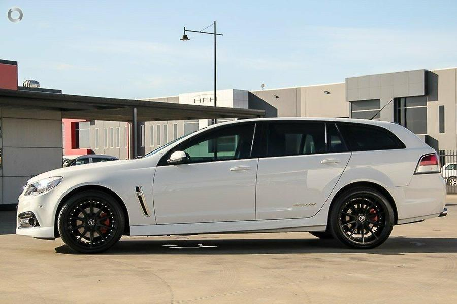 2015 Holden Commodore SS Storm VF