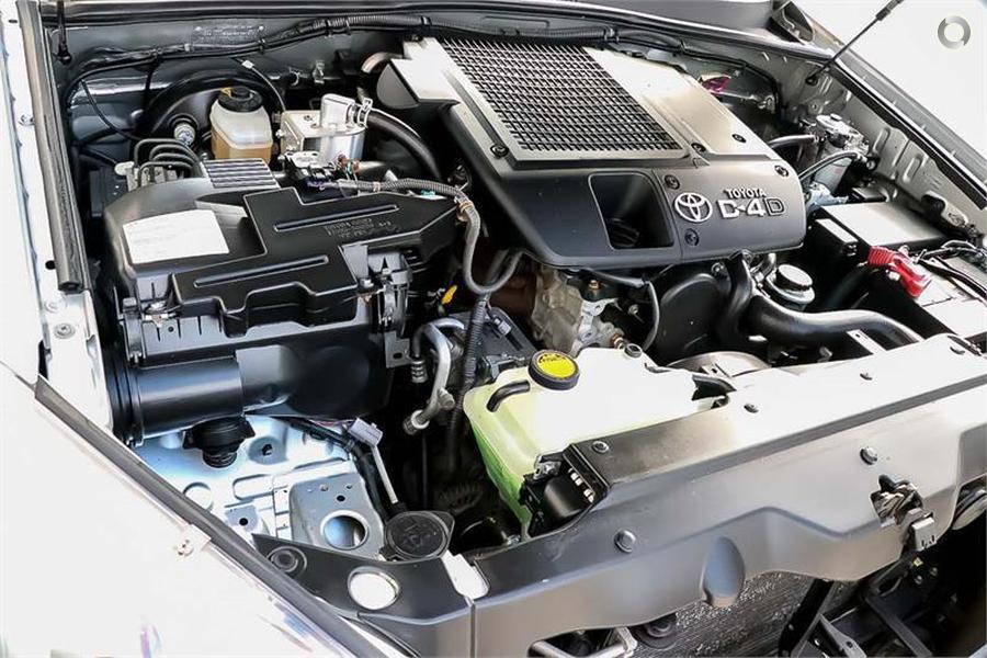 2007 Toyota Landcruiser Prado GXL KDJ120R