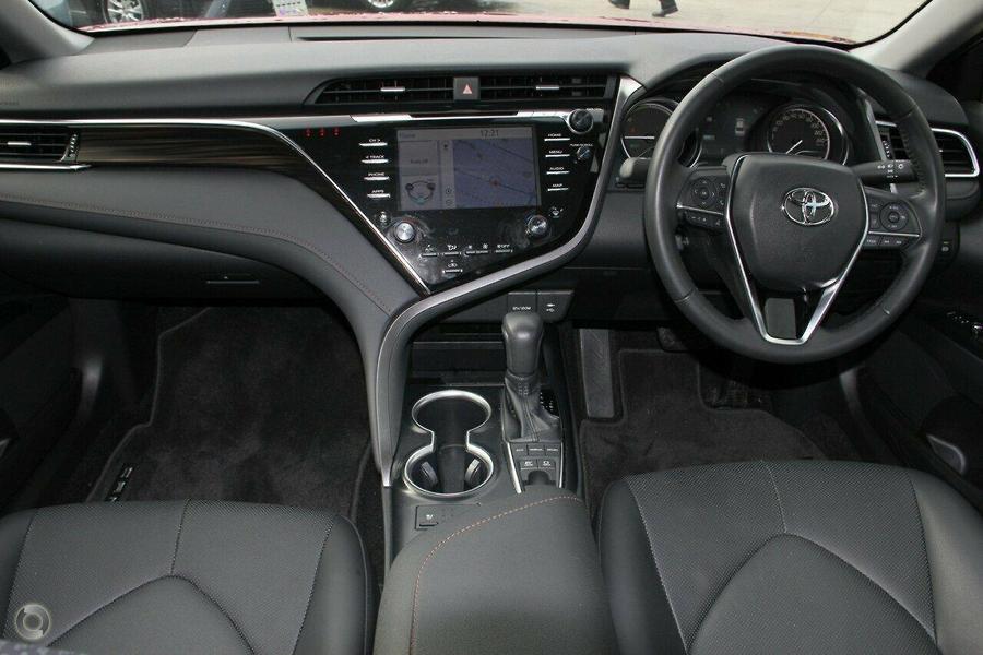 2018 Toyota Camry SL AXVH71R