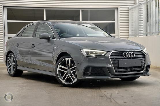 Audi A3 Sedan >> 2019 Audi A3 Sedan Audi Barry Bourke