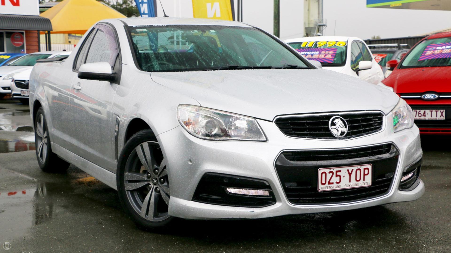 2014 Holden Ute VF