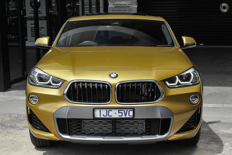 2017 BMW X2 sDrive20i M Sport X