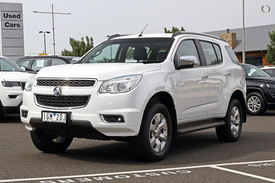 2015 Holden Colorado 7 LTZ RG