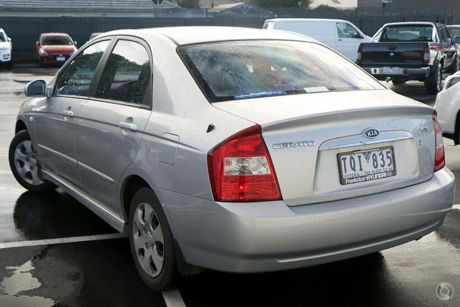 2005 Kia Cerato  LD