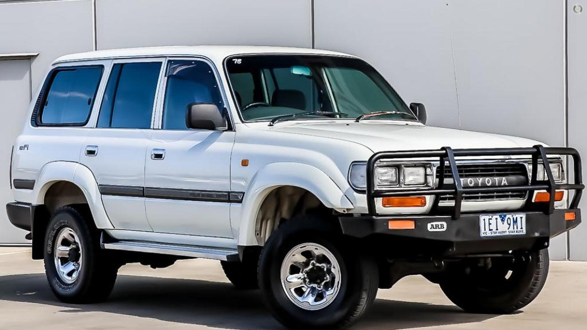 1990 Toyota Landcruiser FJ80R