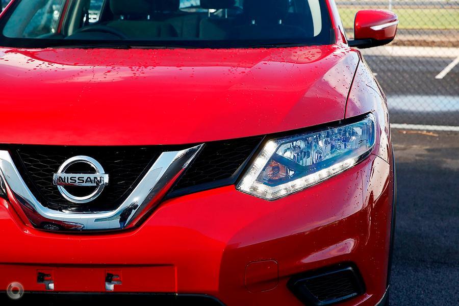 2016 Nissan X-TRAIL ST