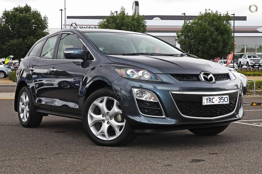 2011 Mazda CX-7 Luxury Sports ER Series 2