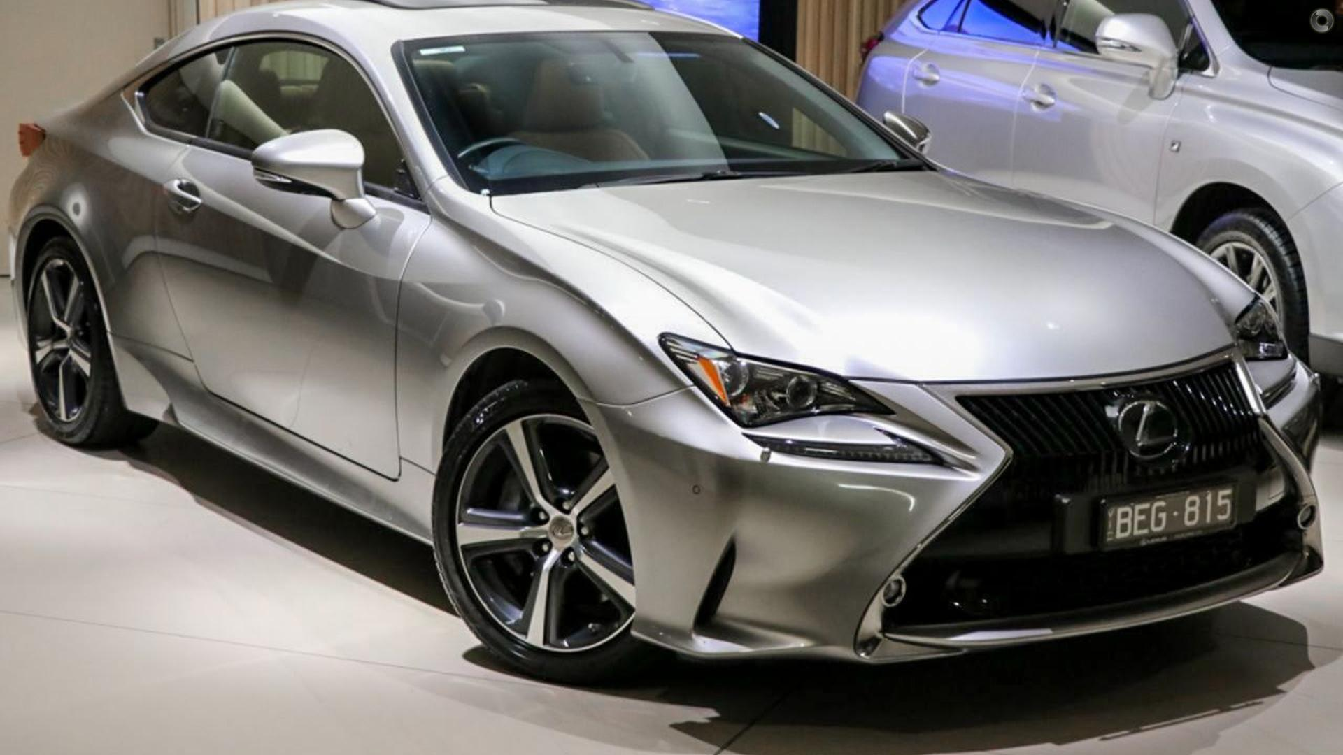 2017 Lexus Rc RC200t Luxury ASC10R