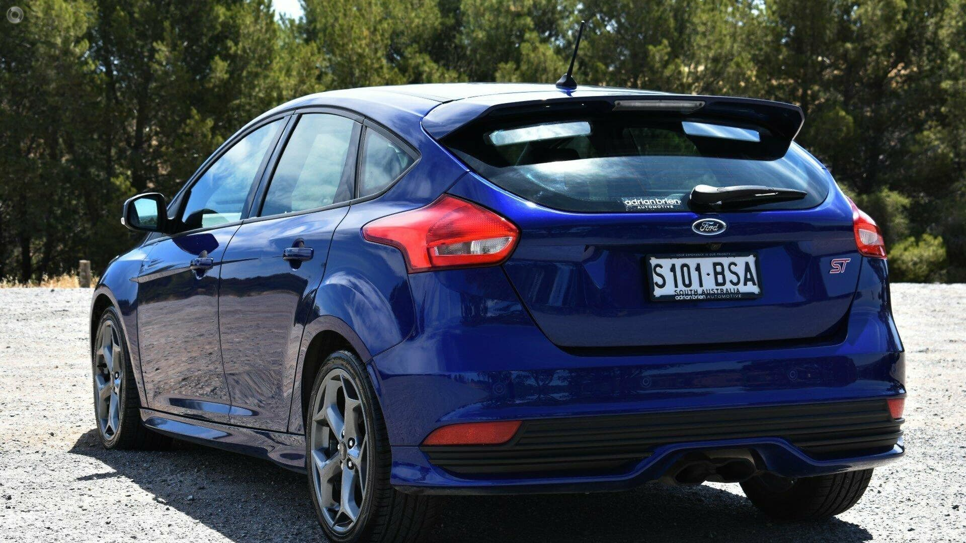 2017 Ford Focus ST LZ