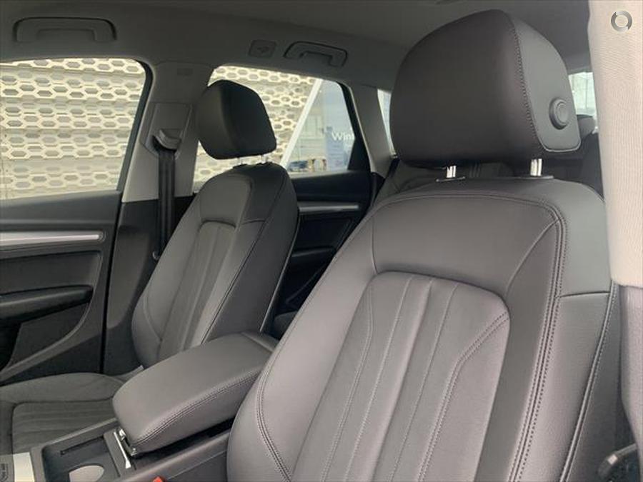 2020 Audi Q5 40 TDI design FY
