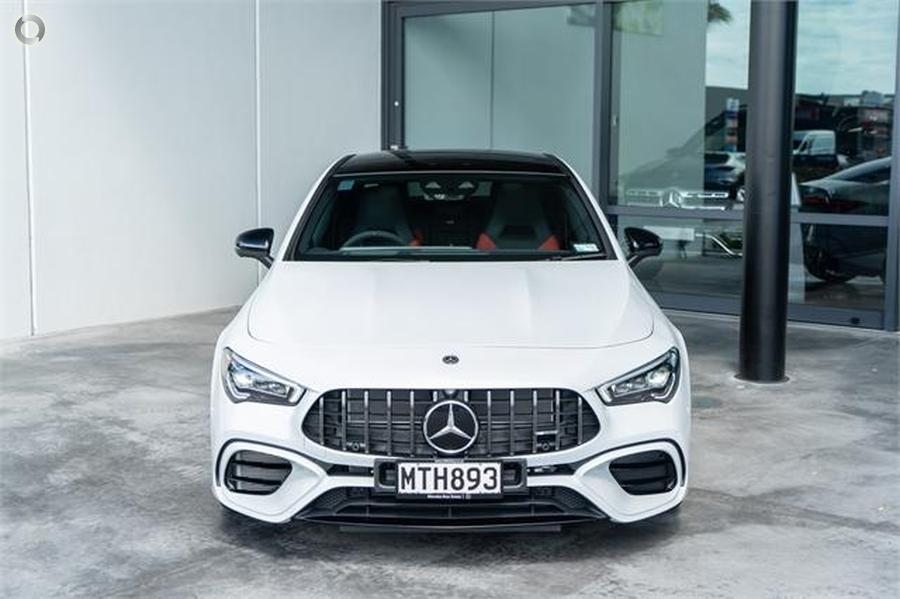 2020 Mercedes-AMG CLA 45 Coupe