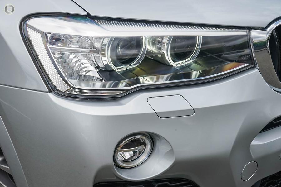 2017 BMW X4 xDrive20i