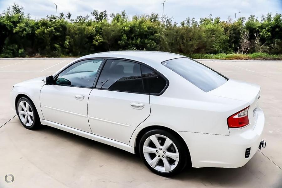 2009 Subaru Liberty  4GEN