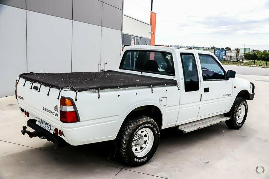 2001 Holden Rodeo LS TF R9