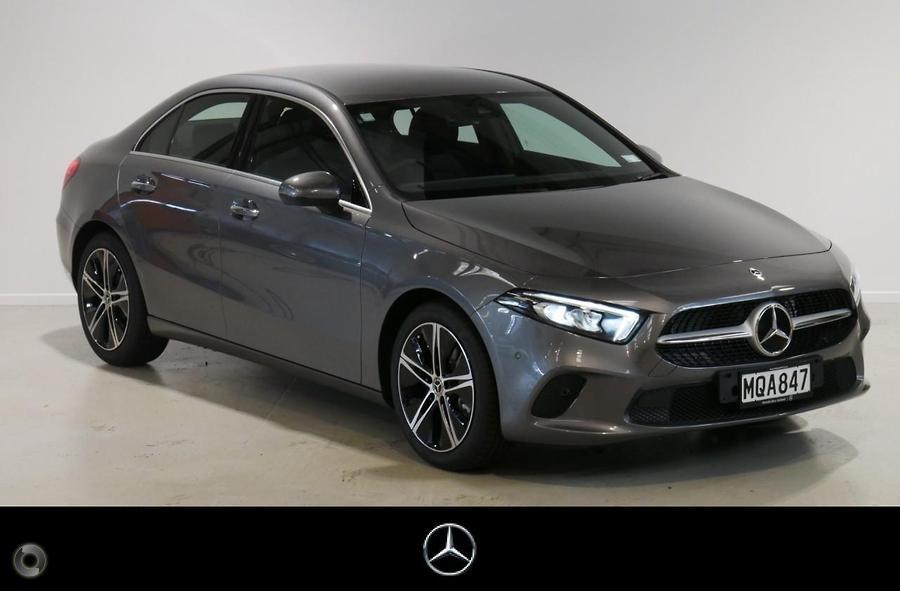 2019 Mercedes-Benz A 250 Sedan