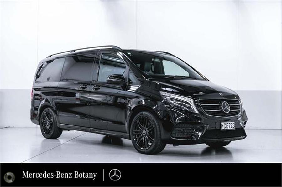 2019 Mercedes-Benz V 250 Wagon