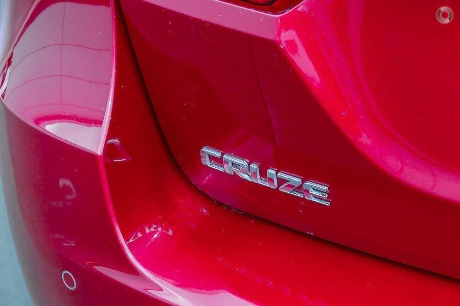 2015 Holden Cruze CD JH Series II