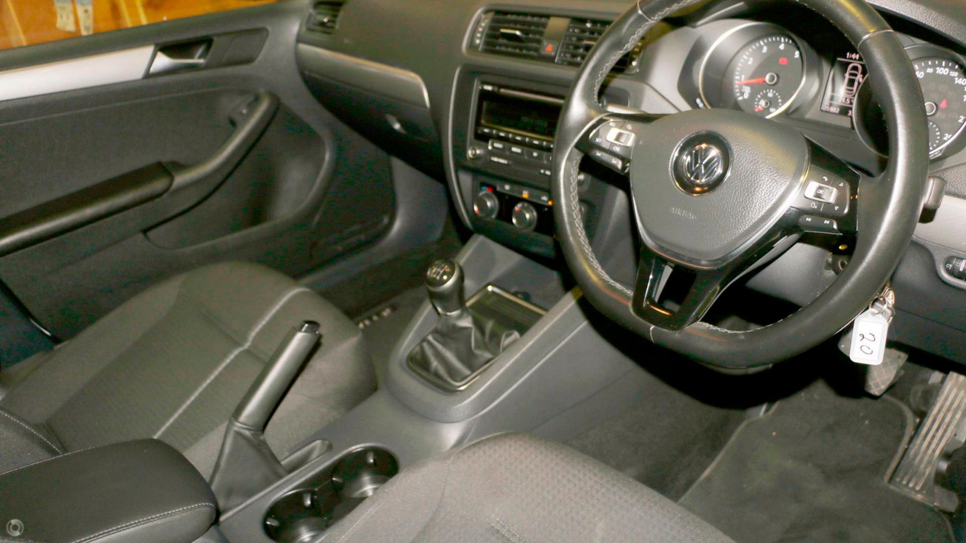 2015 Volkswagen Jetta 118TSI Trendline 1B