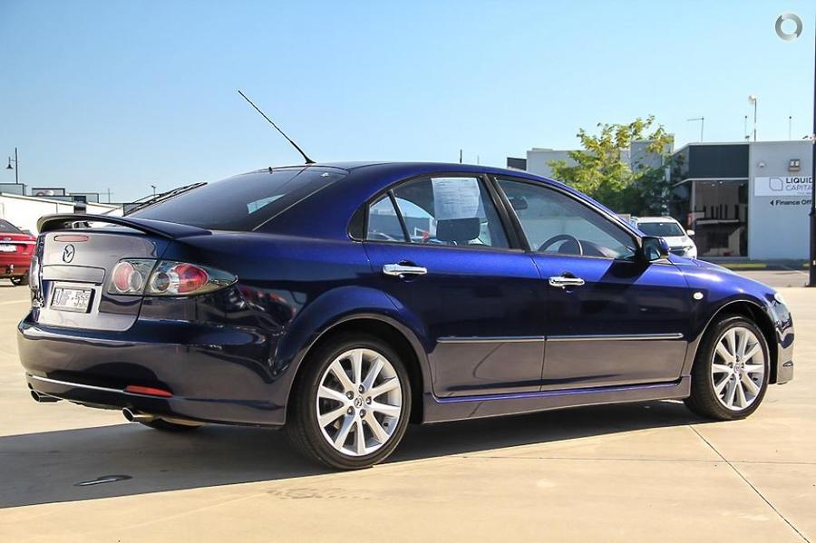 2007 Mazda 6 Classic Sports GG Series 2