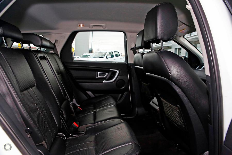 2016 Land Rover Discovery Sport SD4 HSE L550