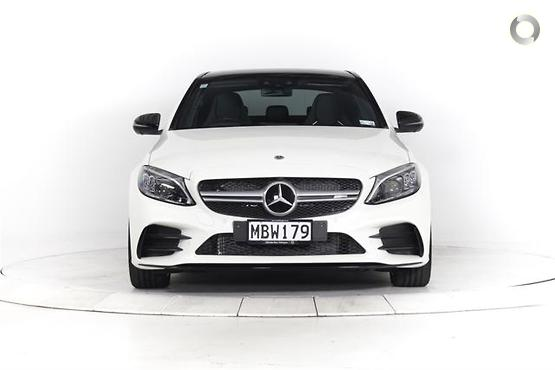 2019 Mercedes-AMG C 43
