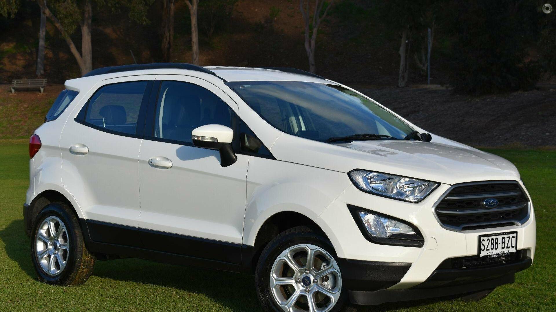 2018 Ford Ecosport BL
