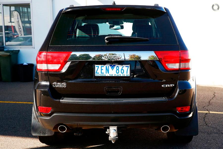 2012 Jeep Grand Cherokee Laredo WK