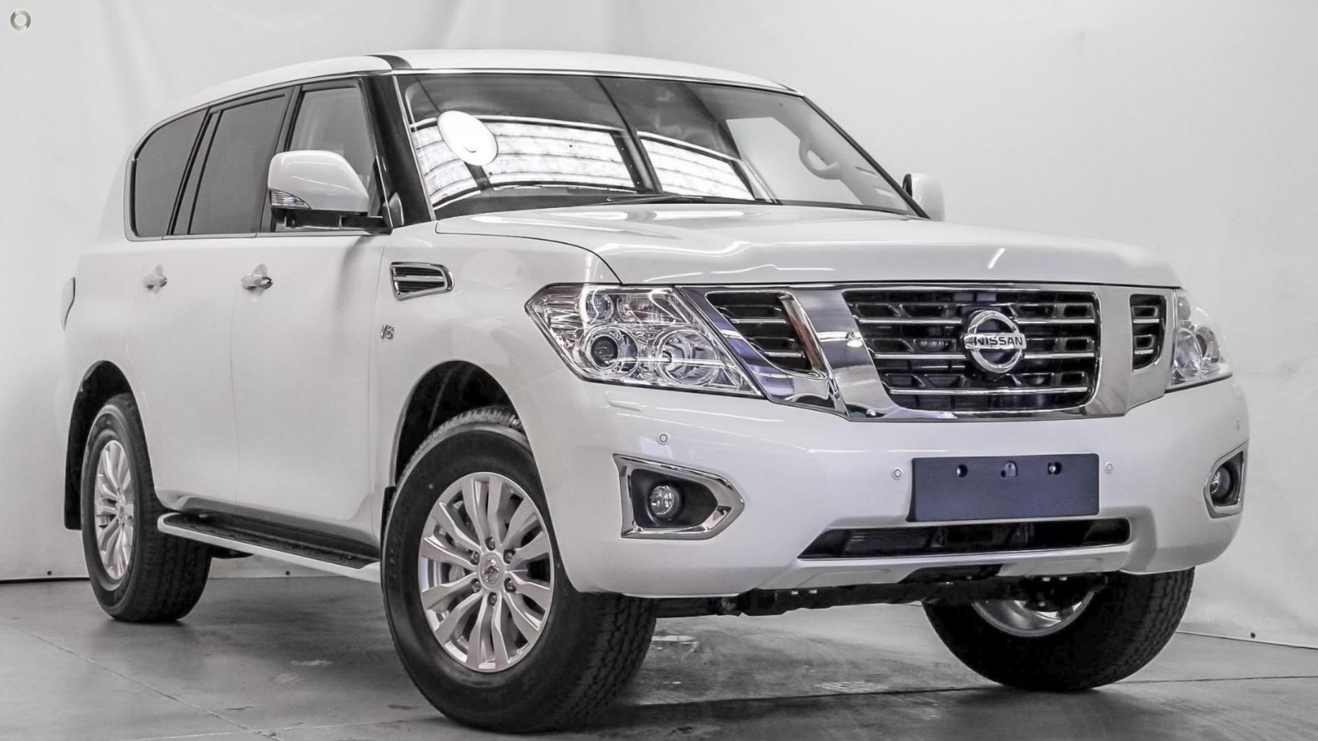 2019 Nissan Patrol Y62 Series 4