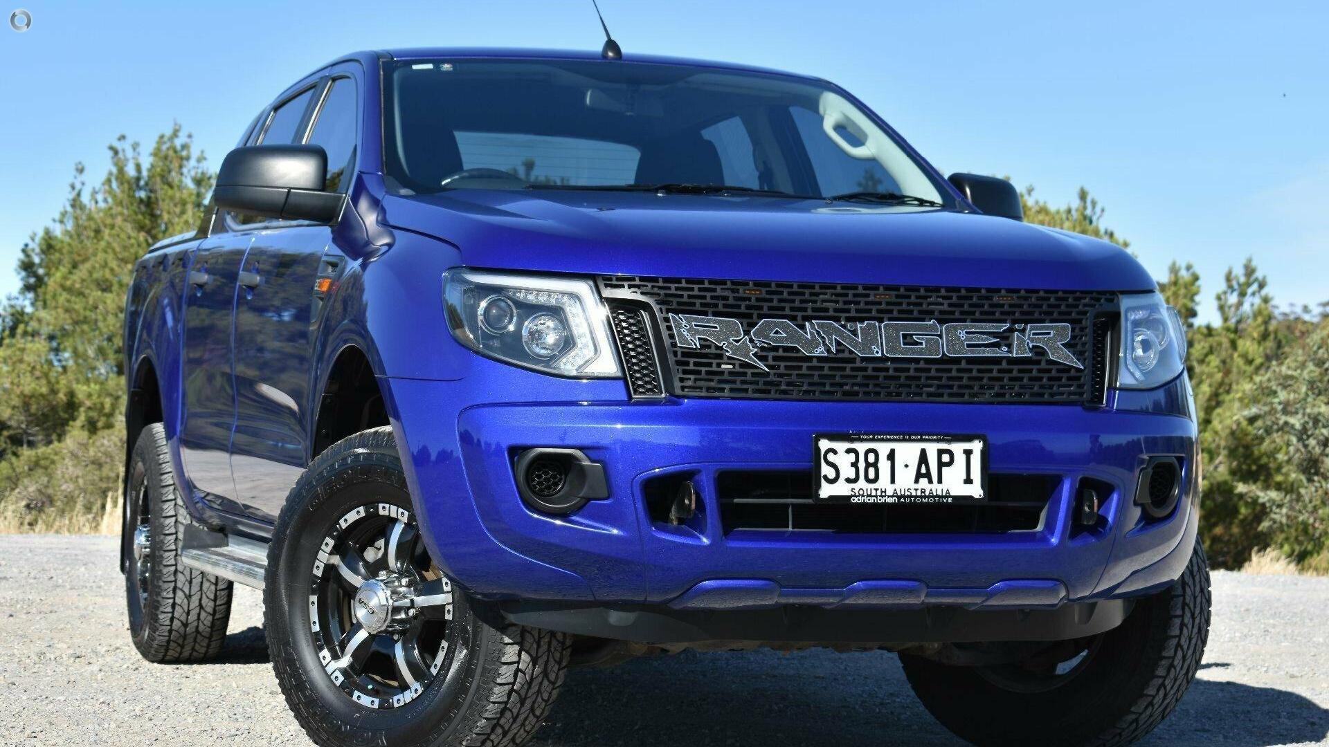 2011 Ford Ranger XL Hi-Rider PK