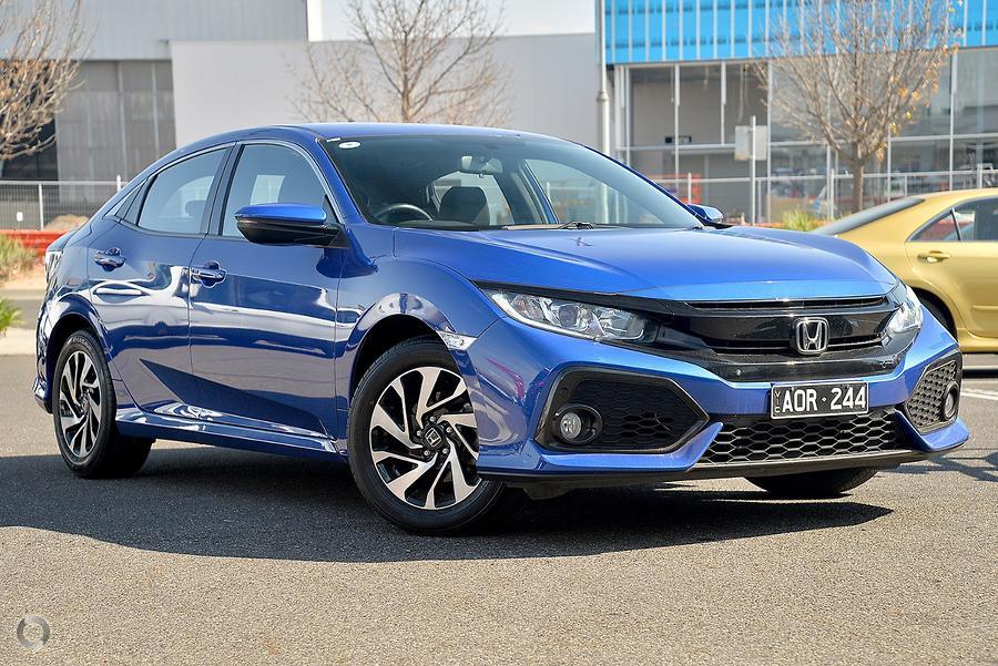 2017 Honda Civic Vti S 10th Gen