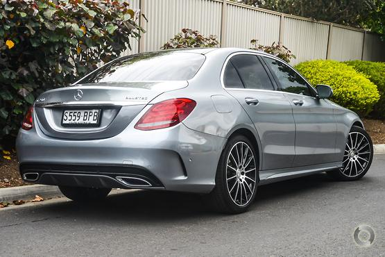 2015 Mercedes-Benz C 250 BLUETEC