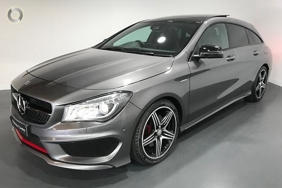 2016 Mercedes-Benz <br>CLA 250