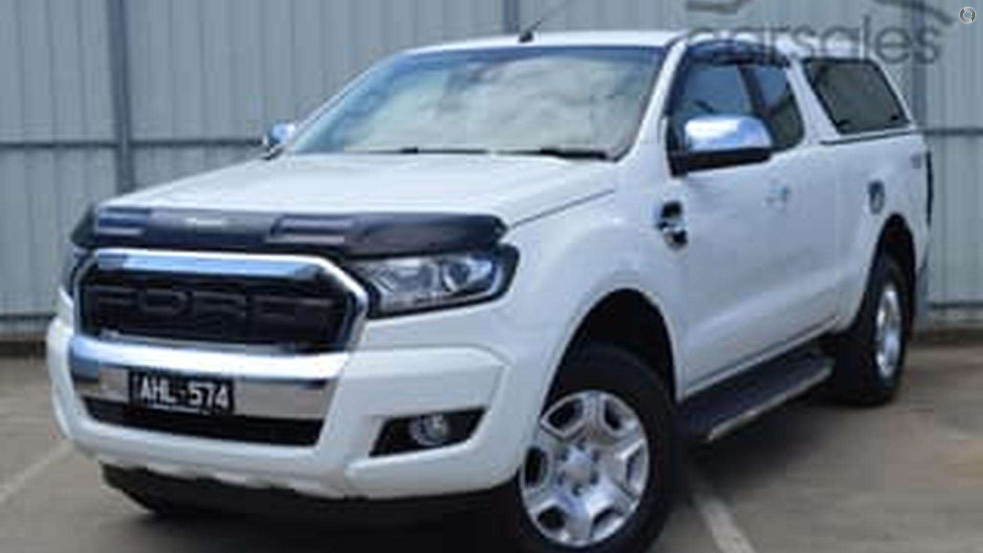2015 Ford Ranger PX MkII