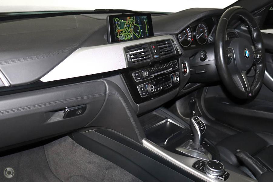 2015 BMW 340i M Sport