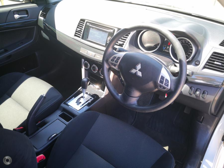 2015 Mitsubishi Lancer LS CF