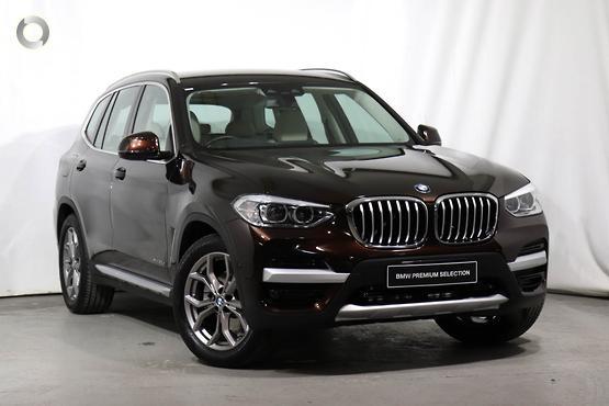 2018 BMW X 3 xDrive20d