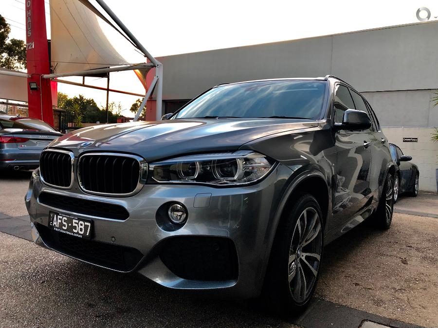 2015 BMW X5 xDrive30d F15