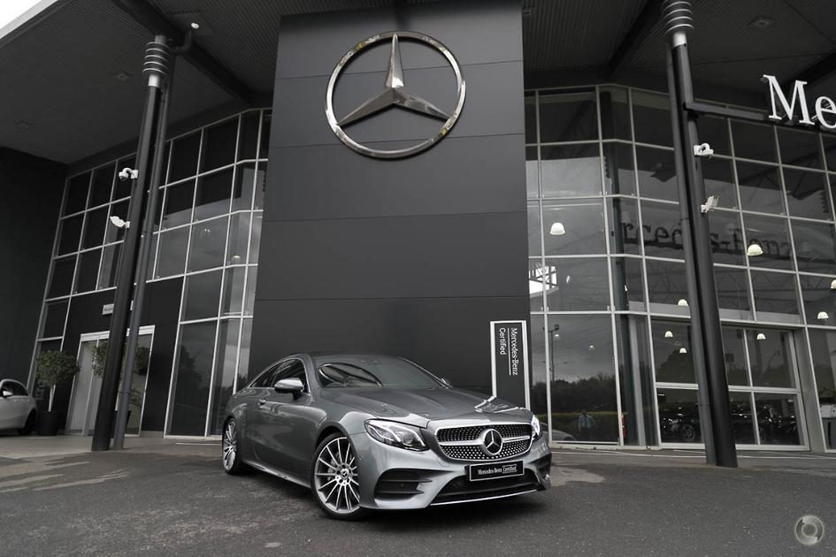 2018 Mercedes-Benz E 400 Coupe