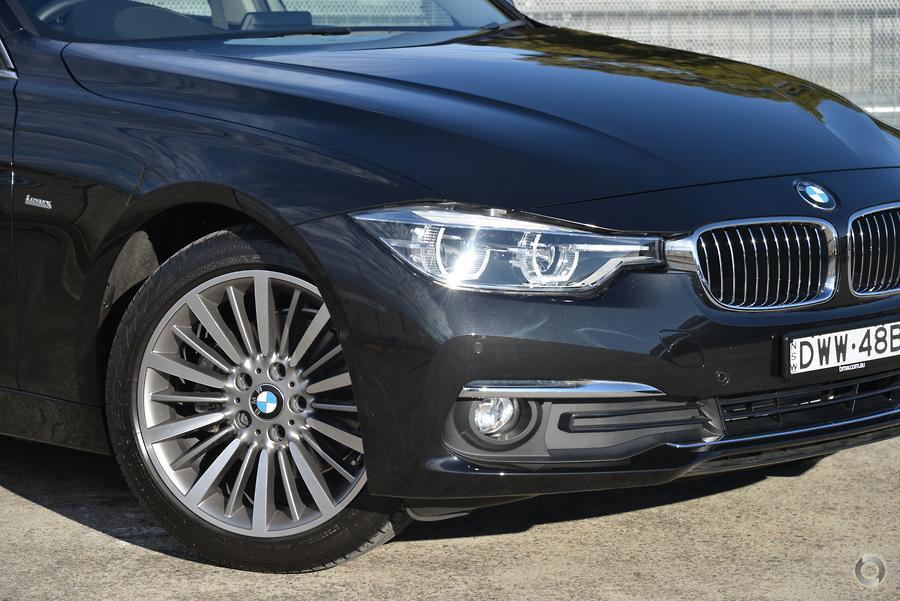 2018 BMW 320d Luxury Line