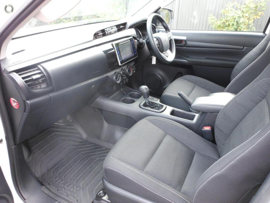 2018 Toyota Hilux SR GUN126R
