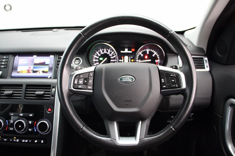 2016 Land Rover Discovery Sport TD4 150 SE L550