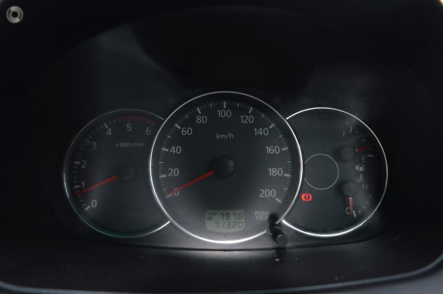 2011 Mitsubishi Challenger  PB