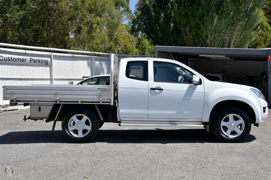 2015 Isuzu D-MAX SX (No Series)
