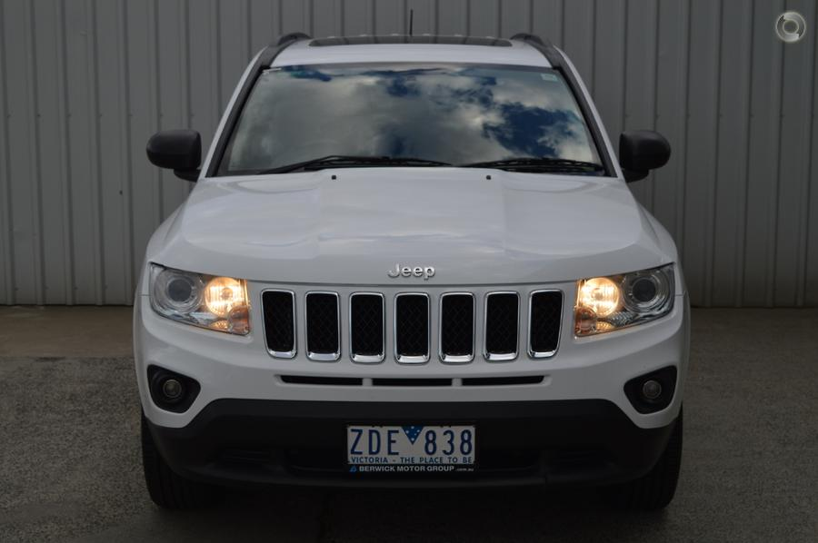 2012 Jeep Compass Limited MK