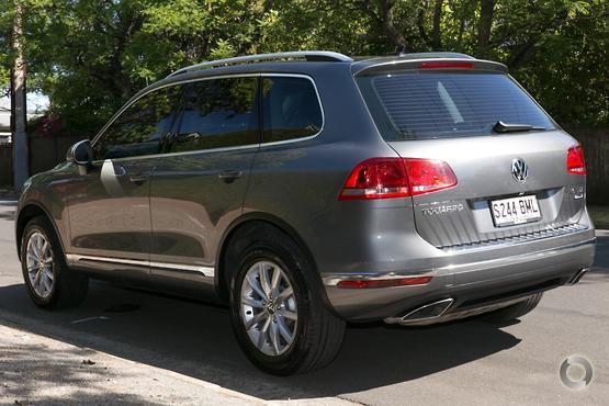 2016 Volkswagen Touareg 150TDI 7P