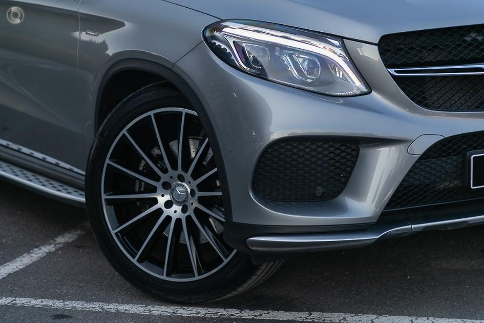 2016 Mercedes-Benz GLE 450 Coupe