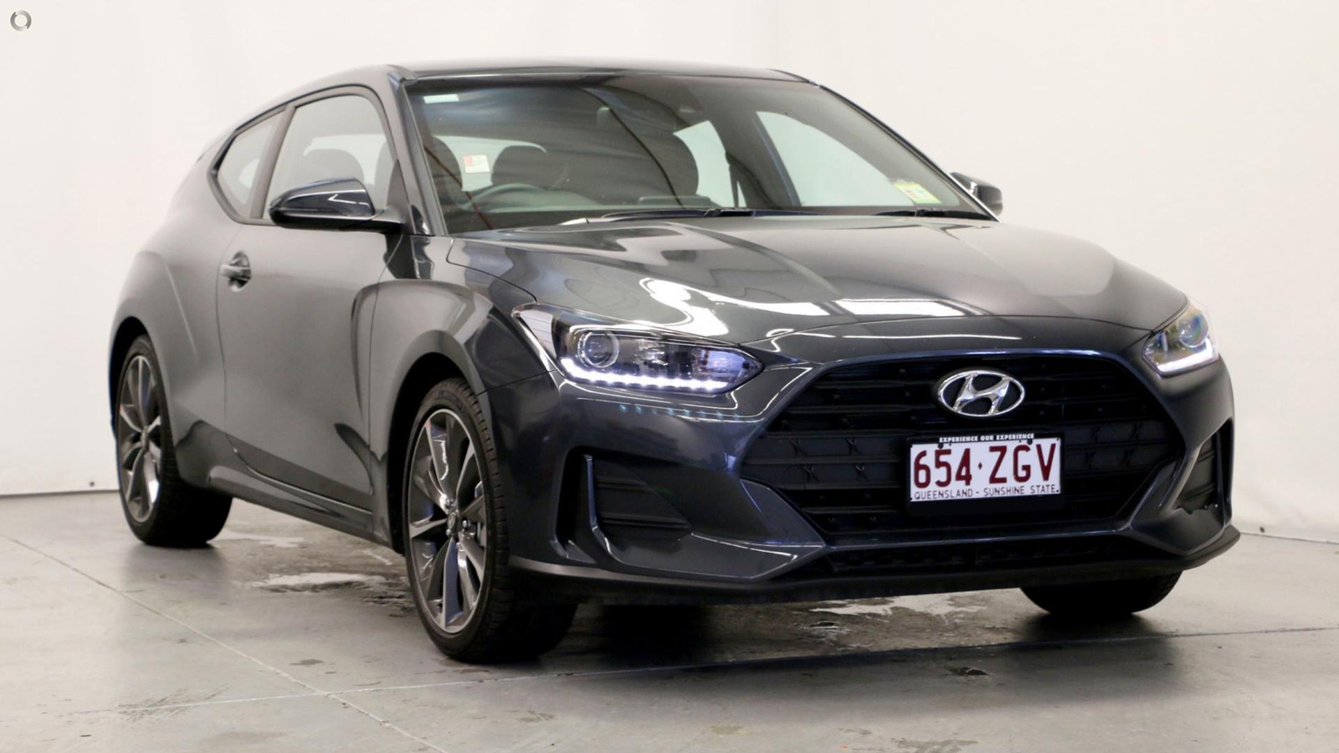2019 Hyundai Veloster JS