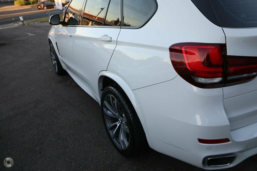 2016 BMW X5 xDrive40d