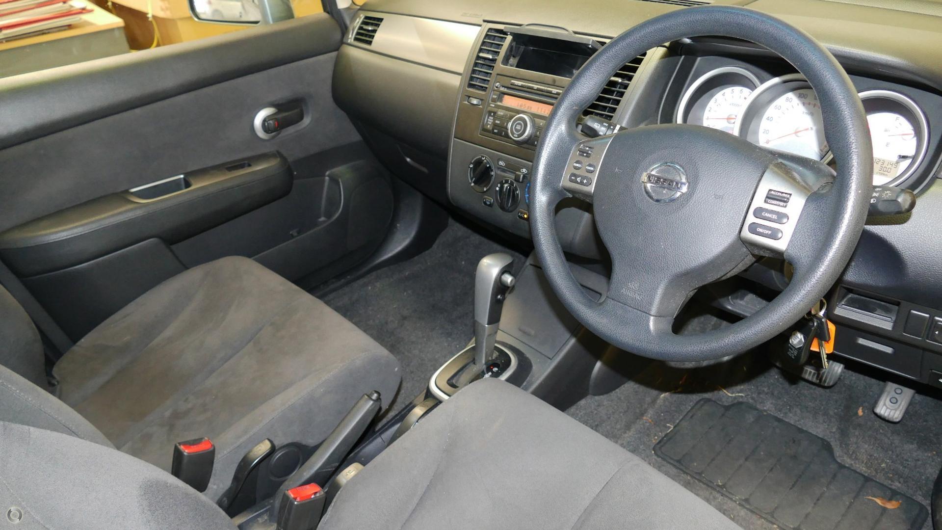 2012 Nissan Tiida ST C11 S3